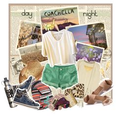 Coachella, Day to Night - Bummed we couldn't make it to Coachella this year. One of my favorite things about the festival is checking out what everyone is wearing, Coachella definitely has a style all it's own.