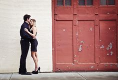 san francisco engagement session (photo by Stephanie Court)