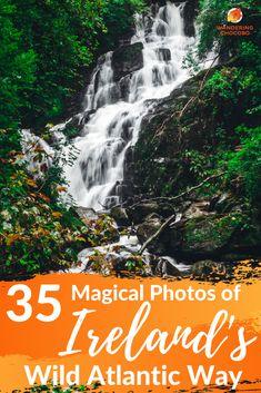 35 Dreamy Photos of Ireland's Wild Atlantic Way – Best Europe Destinations Ireland Travel Guide, Europe Travel Guide, Travel Guides, Dublin Travel, Travel Uk, Texas Travel, Iceland Travel, Travel Abroad, Budget Travel