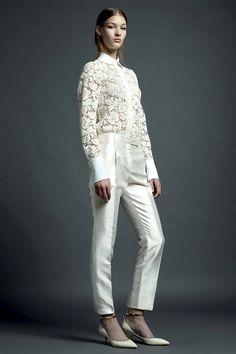 noiva de calça vestido de noiva moda fashion macacão noiva