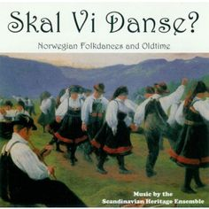 """Norwegian folkdance music - """"Skal vi danse?"""" means """"Shall we dance?"""""""