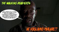Il riassuntone della quarta puntata della sesta serie di The Walking Dead, The Walking Dead 6x04, vediamo cosa è successo... Ne vogliamo parlare!?...