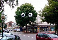 Le meilleur du street art version écolo en 22 photos http://www.minutebuzz.com/culture--le-meilleur-du-street-art-version-ecolo-en-22-photos-73390/