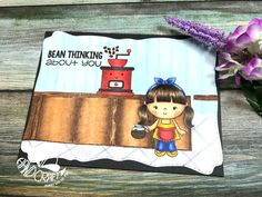 handcraft hobby: Bean Thinking About You