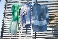 Hamamtücher Lale, Yasemin und Anemon Blanket, Cotton, Blankets, Comforter, Quilt