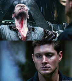 """This episode is one of the saddest ones in the series, I think. Dean is just so dead inside, so remote. Contrasting that with who he is in season one? It's kind of terrifying. And he should have won an Emmy for that performance."" 4x16 On the Head of a Pin"