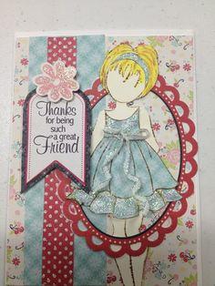 Jen Lowe Designs: Julie Nutting cards