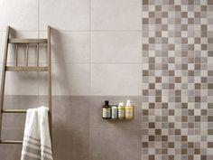 TAYLOR Collection - COLORKER #bath #tiles #whitebody #cementeffect #decor #interiors #colorker