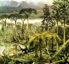 Fauna caracteristica del periodo cuaternario