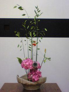 Design by demi wu flower design 2014 pinterest for Japanese flower arranging crossword clue