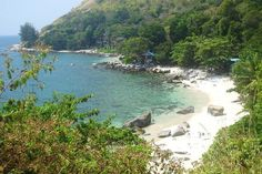 Ao Sane in Phuket . Check out more about  The Ultimate Guide to Phuket Beaches .  http://www.theluxurysignature.com/2015/10/01/the-ultimate-guide-to-phuket-beaches-part-2/