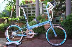 Bike Friday Bike Friday, Folding Bicycle, Hood Ornaments, Keep Fit, Touring, Cycling, Exercise, Urban, Fitness