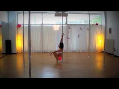 Pole Art Routine 35 - Level 5 (Prituri Se Planinata - Stellamara)