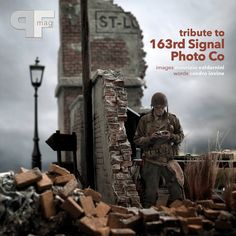 Tribute to 163rd Signal Photo Co. by Maurizio Valdarnini