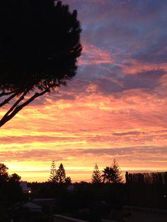Como amanece en El Rompido, Huelva!!