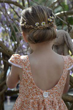 ee9d62973 Tadah! tea party dress fairy meadowweb8. Vestidos De PrincesaVestidos Para  BebésVestidos Infantil SimplesVestidos Niña VeranoMoldes ...