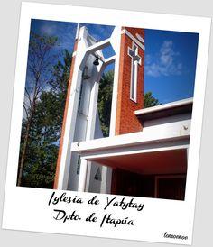 Iglesia de Jatytay Departamento Itapúa