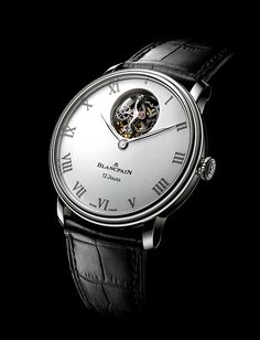 Blancpain Villeret Tourbillon Watch