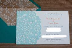 Doily Invites