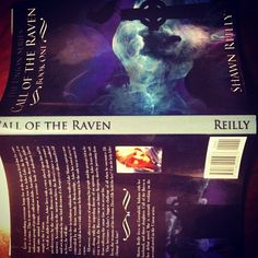 Call of the Raven, Shawn Reilly