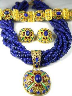 More Mongolian Jewelry Eye Candy! | Collectors Weekly