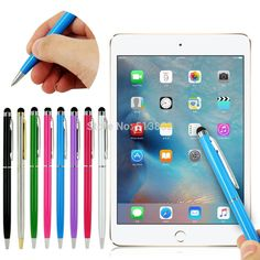 Touch Pen New Dual-use Ball Point Pen and Capacitive Clip Quality Tablet PC Smart Phone Stylus for iPhone iPad Asus Samsung Acer - My Alpha Store Acer, Stylus, Sport Outfits, Ipad, Samsung, Touch, Alpha Store, Suits, Iphone