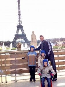 Itinerary for Visiting Paris with Kids in Four Days