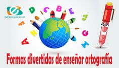 Enseñar ortografía no tiene que ser aburrido ni complicado, existen diversas actividades y juegos para aprender ortografia y las reglas ortograficas......
