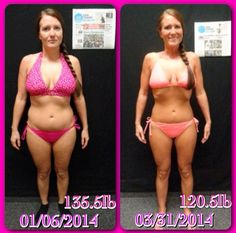 Great Job Nichole and your Sunkissd Tan Clifton tan looks awesome too! 12 Week Challenge, Fitness Inspiration, Bikinis, Swimwear, Challenges, Awesome, Health, Bathing Suits, Swimsuits