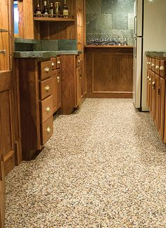 NATURE STONE® Flooring for Garage, Basement, and Commercial Floors