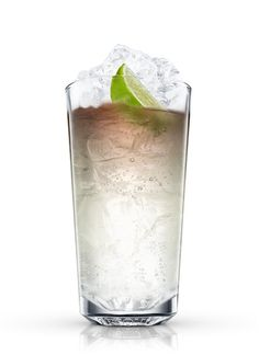 Long Island Iced Tea - Fill a chilled highball glass with ice cubes. Add all ingredients. Garnish with lime. 1 Part Gin, 1 Part Tequila, 1 Part Light Rum, 1 Part ABSOLUT VODKA, 1 Part Cola, 1 Part Triple Sec, 1 Part Lime Juice, 1 Wedge Lime
