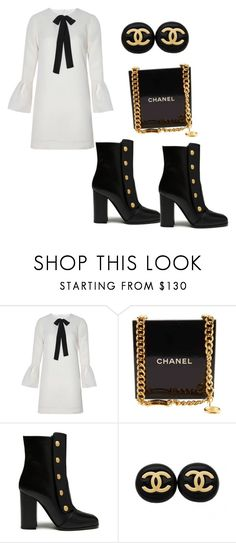 """Untitled #2720"" by loveparis7 ❤ liked on Polyvore featuring Related, Chanel and Mulberry"