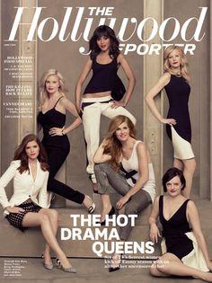 Drama Actress Emmy Roundtable