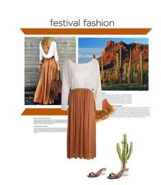 """Luli"" by stellina-from-the-italian-glam ❤ liked on Polyvore featuring Anja and festivalfashion"