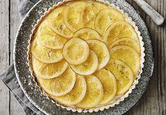 Tærte med syltede appelsiner - BO BEDRE