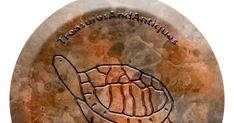 """When it comes to Japanese (Yamashita) treasure signs, a """"turtle"""" sign comes in many several different forms or figures. If you have a cop. Real Treasure Maps, Buried Treasure, Treasure Hunting, Japanese Symbol, Antique House, Symbols And Meanings, Arrow Signs, Turtle, Decorative Plates"""