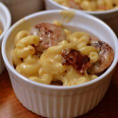 This Bacon Chicken Sausage Macaroni and Cheese is a familyhellip