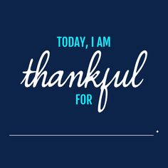 Let's start our brand new week by feeling thankful for something! What's yours? #feelingthankful #loveatwork #qotd #quote #inspired #thankful