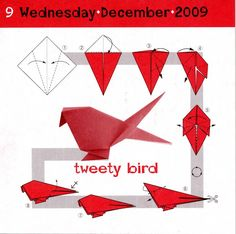 vitamini handmade: DIY Origami Bird's Nest with Free Printable | 234x236