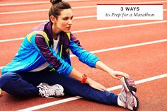 From meditation to massage–the secrets to prepping for and recoveirng from a long run