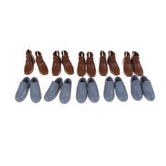 5Pairs Casual Shoes For Barbie Boyfriend Ken Doll Fashion Christmas Gift EV    eBay