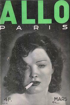 1934, Allo Paris