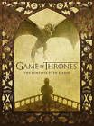 Game of Thrones: The Complete Fifth Season DVD, 2016, 5-Disc Set NEW #ad