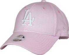 6055898a108 LA Dodgers Womens New Era 940 Jersey Pink Baseball Cap