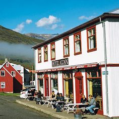 In Search of Iceland's Nordic Cuisine - Articles | Travel + Leisure