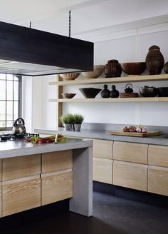 Open Kitchen Design (Cozy and Classic Open Kitchen) – Indian Living Rooms Kitchen Interior, New Kitchen, Kitchen Decor, Eclectic Kitchen, Kitchen Ideas, Kitchen Living, Kitchen Furniture, German Kitchen, Stylish Kitchen
