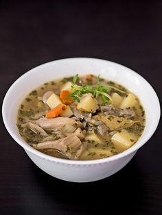 Zupa z boczniaków - prosta, pyszna i ekspresowa | Przepis | Blendman.pl