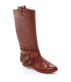 Gianni Bini Faithh Harness Riding Boots | Dillard's Mobile