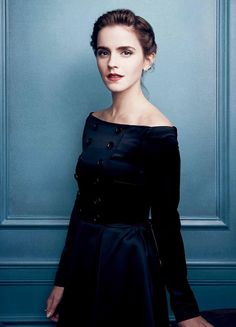 Emma Watson for The Hollywood Reporter (2017) Pinned by @lilyriverside