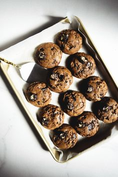 Chocolate Chip and Espresso Kiss Cookies